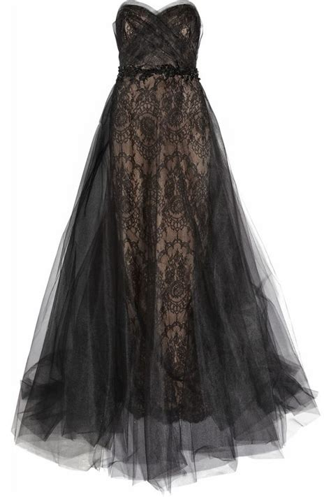 Im Back And Obsessed With Marchesa by Marchesa Lace Gowns And Tulle On