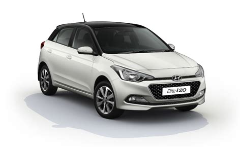 hyundai i20 price india hyundai i20 facelift launched in india with two tone