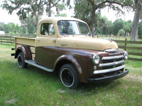 Original Dodge by 1951 Dodge B2b All Original