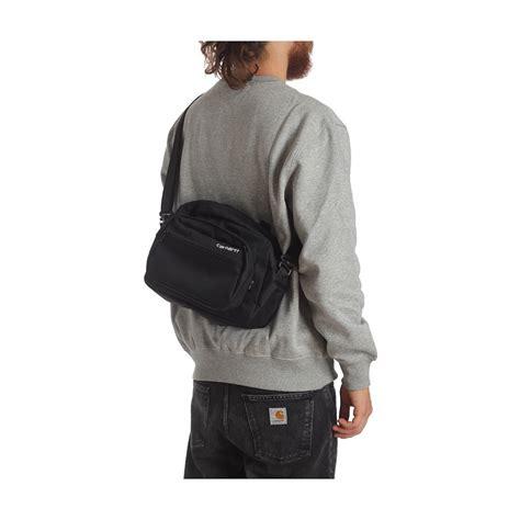 carhartt payton shoulder bag black hlstorecom highlights