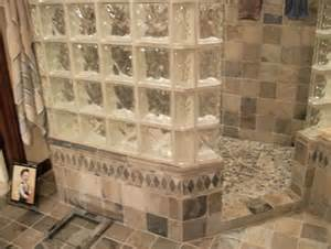 Glass Block Bathroom Designs Bathrooms With Glass Block Google Search Home