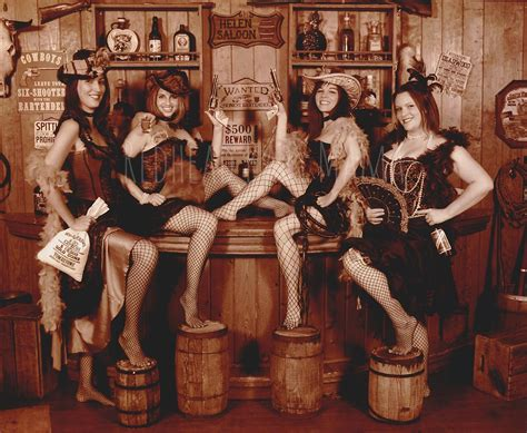 Wild West Home Decor by Old West Saloon Girls