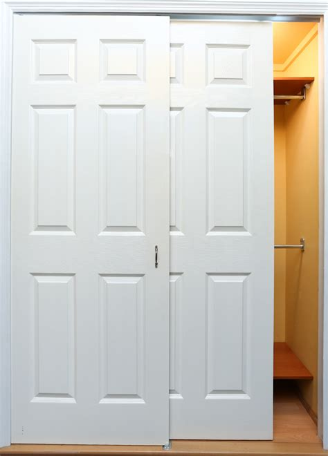 Sliding Bypass Closet Doors Sliding Wood Closet Doors News Sliding Mirror Closet Doors For Bedrooms On Bedroom Simple