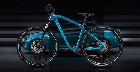 E Bike Bmw 2016 by 2016 Bmw M2 Coupe Gets Matching M Cruise Bicycle