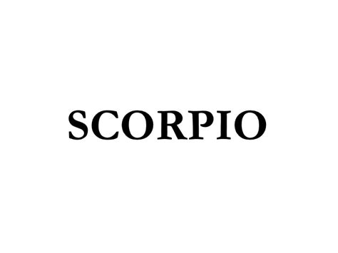 scorpio mood swings zodiac signs meanings