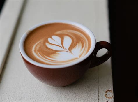 coffee milk design tutorial latte art how to draw a tulip on your coffee serious eats