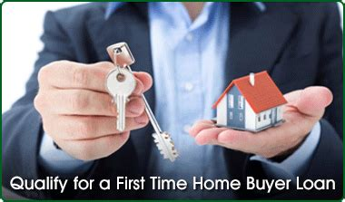 how to qualify for time home buyer loans new