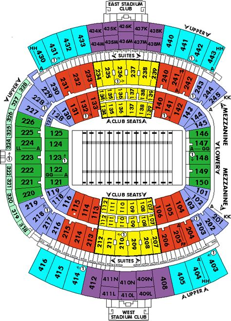 jaguars tickets seating chart jacksonville jaguars season tickets theticketbucket