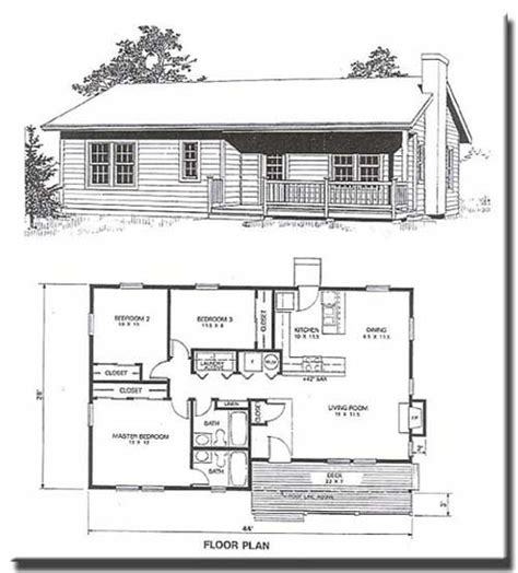 3 bedroom cabin plans 3 bedroom cottage plans bedroom at real estate