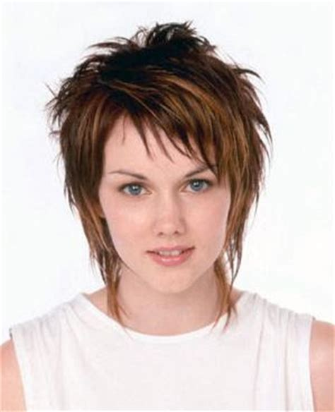 short shag haircuts for oblong face celebrity trend hairstyle celebrity medium hairstyles for