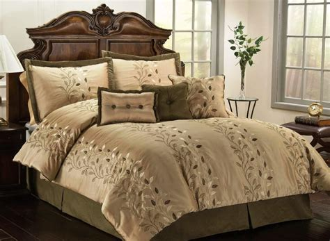Luxury Comforter Sets by Luxury Bedding Set Ideas Homesfeed