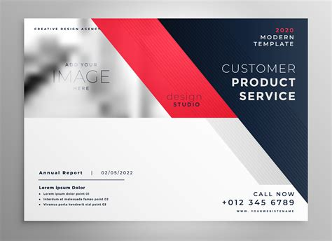 Creative Modern Business Flyer Design Template Download Free Vector Art Stock Graphics Images Template Design