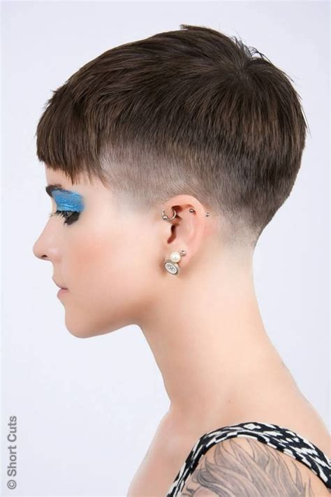 women getting extreme haircuts 193 best short and extreme haircuts for women images on