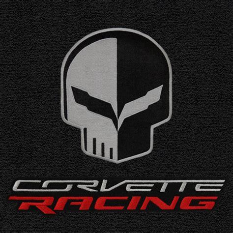 custom fit corvette logo floor mats for all corvette cars