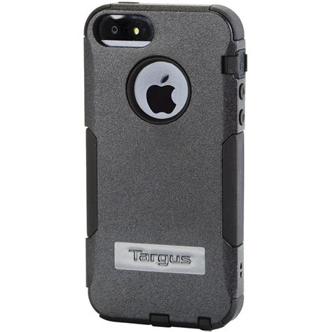 rugged iphone 5 targus safeport rugged for iphone 5 black tfd003us b h