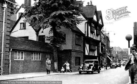 The Gate House Rochester Ny by Rochester East Gate House C 1955 Francis Frith