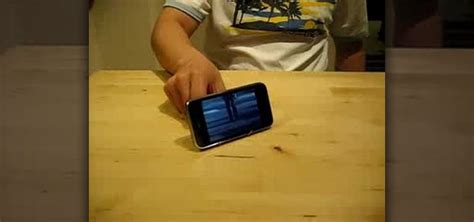 How To Make A Paper Iphone - how to make a free iphone paper clip stand 171 smartphones