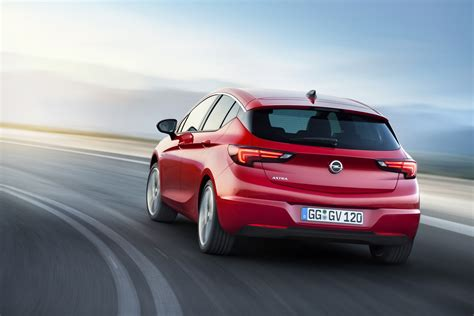 opel astra wagon 2016 opel astra k 5 door hatchback gm authority