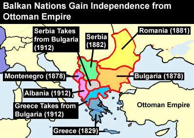 breakup of ottoman empire de l importance de la langue dans la formation d une
