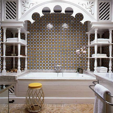 moroccan bathroom decor moroccan bathroom design ideas interiorholic com