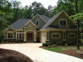 One Story Craftsman House Plans by Craftsman Home Plans One Story Craftsman House Plan