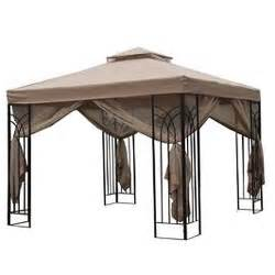 10x10 Gazebo Cover Canadian Tire by Gazebo Canopy Replacement 10x10 2017 2018 Best Cars