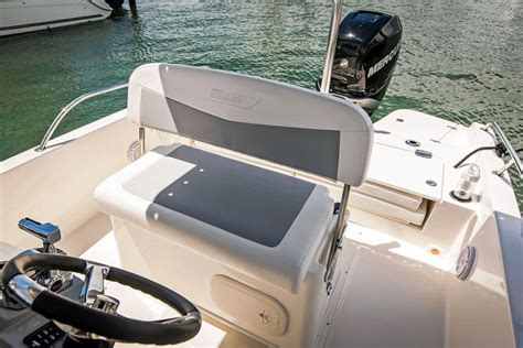 whaler boat seats boston whaler 240 dauntless review boat