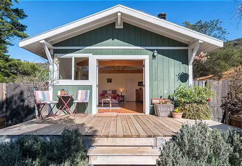 cabin rentals a door to the wild malibu cottage