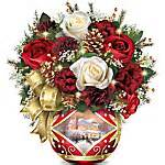 kinkade radiance flower table centerpiece great gift ideas table centerpieces