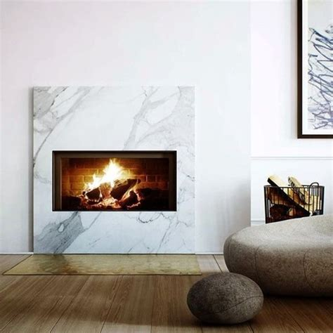 Modern Marble Fireplaces by Inspiring Beautiful Fireplace Surrounds