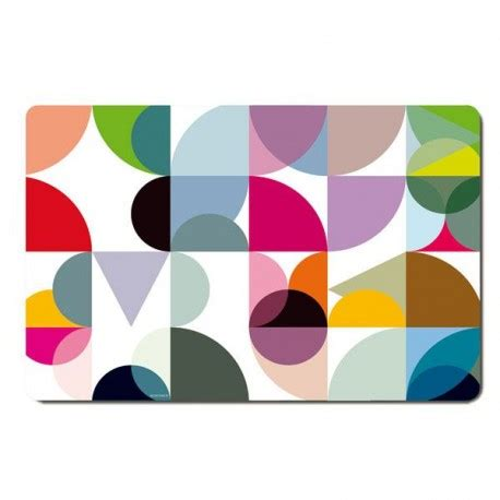 Set De Table Rigide Design by Lot De 4 Sets De Table Solena De Remember Accessoires De