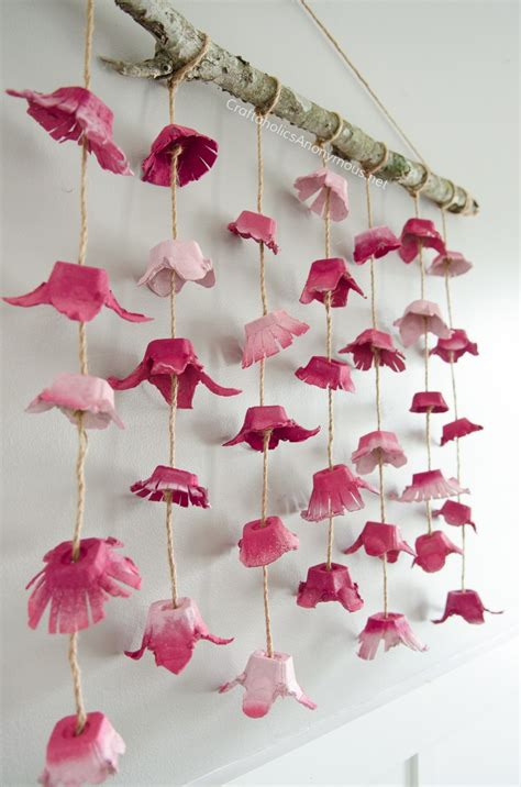 how to make hanging l with paper craftaholics anonymous 174 boho flower wall hanging made