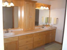 maple bathroom wall cabinet custom cabinets chattanoogawoodmasters s