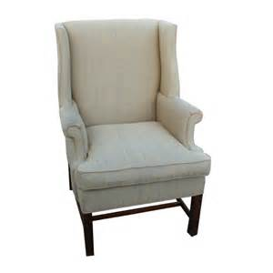 vintage wingback chair vintage wingback hickory chair lounge arm chair ebay