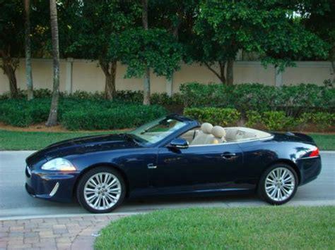 buy used jaguar xk 2010 convertible select certified pre