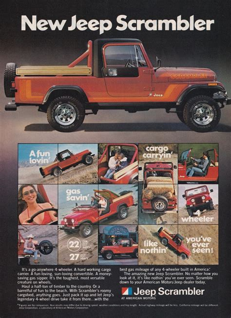 amc jeep scrambler source of production numbers www jeepfan com