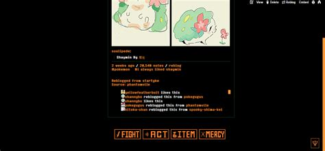 Tumblr Themes Undertale | themes by drew