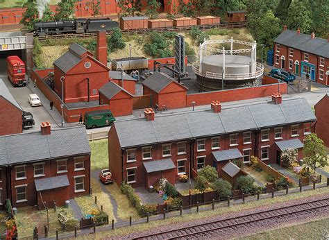 Victorian House Layout hornby is now cooking with gas model rail forum
