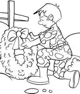 remembrance pictures coloring