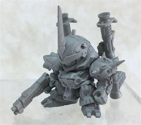 Fw Sd Gundam Neo 03 Rx 0 Unicorn Banshee Norn Destroy bandai 公開 食玩 fw sd gundam neo 03 taghobby