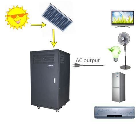 daily use product 3kw solar generator for home use buy