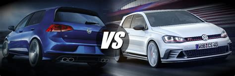 2016 Golf R 0 60 by How The Volkswagen Golf R Compares To The Gti Clubsport