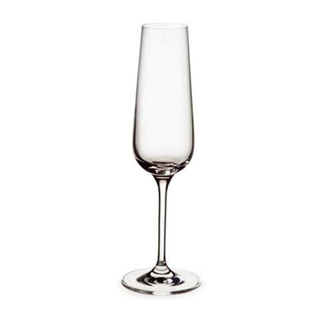 Laguiole Kitchen Knives Alex Liddy Vina 180ml Flute Wine Glass Set Of 6