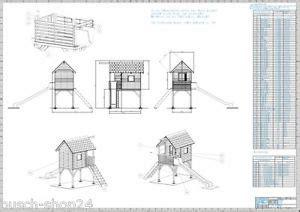 Selber Haus Bauen 3220 by Bauplan Kinder Spielhaus 1 5 Hoch Holz Gartenhaus Holzhaus