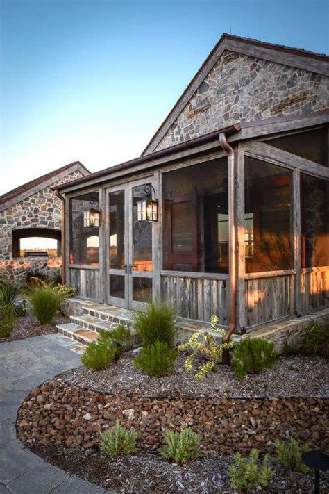 back to rustic texas home with modern design and luxury 33 best rustic porch designs home designs design