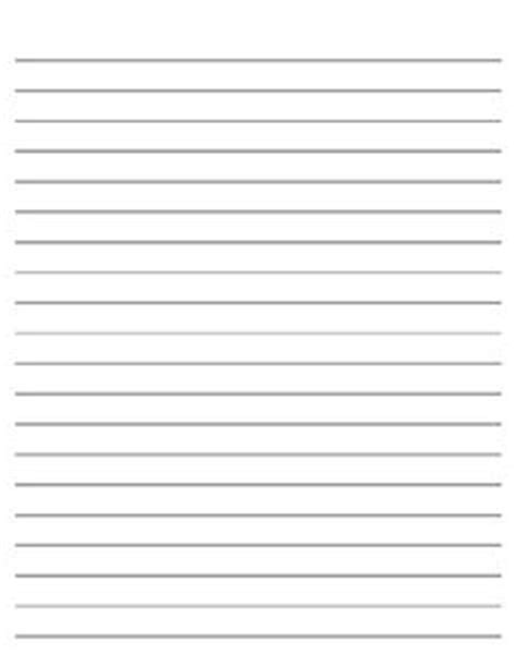 lined writing paper template printable lined writing