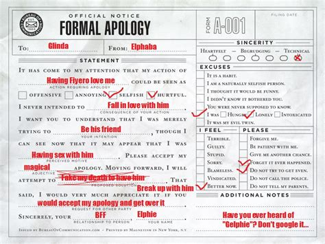 Formal Apology Letter Voldemort Elphaba Formal Apology By Monkeysrool75 On Deviantart