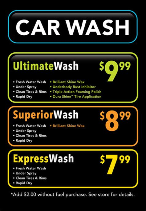 Car Detailing Types by Pioneer Energy Gt Stations Services Gt Services Gt Car Wash