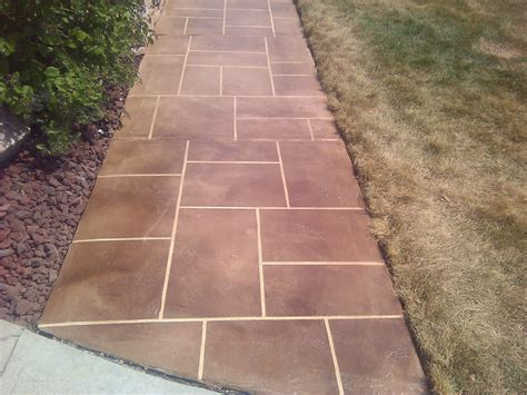 Decorative Concrete Walkways by Walkways Your Indianapolis Decorative Concrete Answer