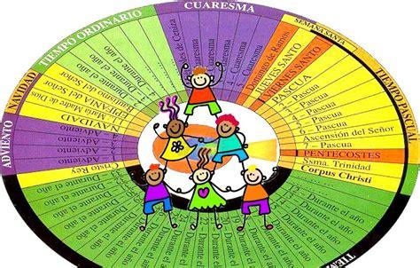 K Es Calendario Liturgico Pasatiempos Con Jes 218 S 191 Qu 201 Es El A 209 O Lit 218 Rgico